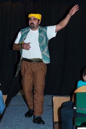 Aladin und die Wunderlampe 2014